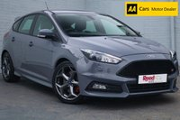 USED 2016 16 FORD FOCUS 2.0 ST-3 TDCI 5d 183 BHP NAV + HEATED LEATHER + F/S/H
