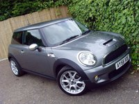 2008 MINI HATCH COOPER 1.6 COOPER S 3d 172 BHP £5699.00