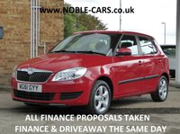 2012 SKODA FABIA 1.2 SE TSI DSG 5d AUTO 103 BHP £5395.00