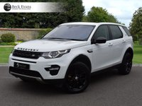 USED 2017 67 LAND ROVER DISCOVERY SPORT 2.0 TD4 HSE 5d AUTO 180 BHP 2018 MODEL YEAR VAT QUALIFYING 2018 MODEL YEAR BLACK PACK VAT QUALIFYING