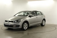 2014 VOLKSWAGEN GOLF 1.6 SE TDI BLUEMOTION TECHNOLOGY 5d 103 BHP £9994.00