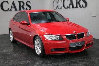 2007 BMW 3 SERIES 2.0 318I M SPORT 4d 128 BHP £3995.00