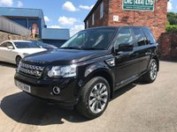 USED 2012 62 LAND ROVER FREELANDER 2.2 SD4 HSE LUXURY 5d AUTO 190 BHP Very clean HSE Luxury