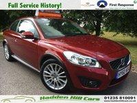 2010 VOLVO C30 1.6 D DRIVE SE LUX 3d 109 BHP £4495.00