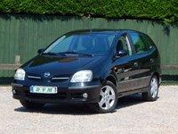 2004 NISSAN ALMERA 1.8 TINO SE 5d 114 BHP £1770.00