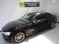 2017 BMW 3 SERIES 2.0 320D M SPORT 4d AUTO 188 BHP £22000.00