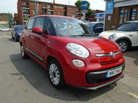 USED 2013 13 FIAT 500L 1.2 MULTIJET POP STAR 5d 85 BHP