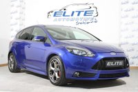 USED 2013 13 FORD FOCUS 2.0 ST-3 5d 247 BHP Keyless Entry, 2 Owners, FSH, Style Pack, Immaculate!!!!