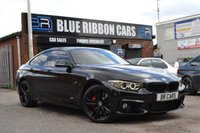 USED 2017 17 BMW 4 SERIES GRAN COUPE 3.0 435D XDRIVE M SPORT GRAN COUPE 4d 309 BHP FULLY LOADED, HEADS UP, M SPORT PLUS, HK