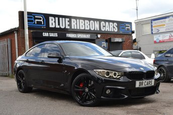 2017 BMW 4 SERIES GRAN COUPE 3.0 435D XDRIVE M SPORT GRAN COUPE 4d 309 BHP £30990.00