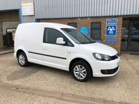 2014 VOLKSWAGEN CADDY 1.6 C20 TDI HIGHLINE 1d 102 BHP £SOLD