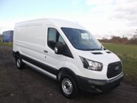 USED 2018 18 FORD TRANSIT 2019 Reg, Transit L3 H2 130 panel van