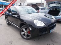 USED 2004 04 PORSCHE CAYENNE 4.5 TURBO 5d 450 BHP 12 X MONTHS MOT, JUST HAD FULL SERVICE,