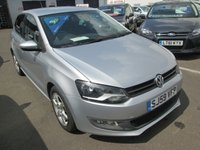 USED 2009 59 VOLKSWAGEN POLO 1.2 MODA A/C 5d 60 BHP