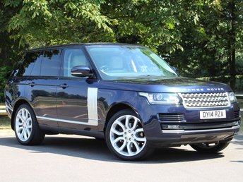 2014 LAND ROVER RANGE ROVER 3.0 TDV6 VOGUE 5d AUTO 258 BHP £SOLD