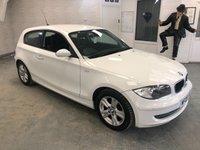 2009 BMW 1 SERIES 2.0 118D SE 3d 141 BHP £3195.00