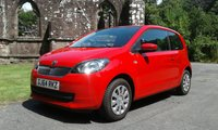 USED 2014 64 SKODA CITIGO 1.0 SE 12V 3d 59 BHP **ZERO DEPOSIT FINANCE AVAILABLE** PART EXCHANGE WELCOME