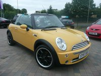 2007 MINI CONVERTIBLE 1.6 COOPER 2d 114 BHP £SOLD