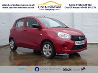 USED 2016 65 SUZUKI CELERIO 1.0 SZ2 5d 67 BHP One Owner Full Service History 0% Deposit Finance Available