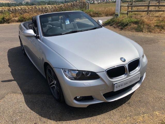 2010 59 BMW 3 SERIES 2.0 320D M SPORT 2d AUTO 175 BHP