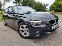 USED 2012 12 BMW 3 SERIES 2.0 320D EFFICIENTDYNAMICS 4d 1 FORMER KEEPER