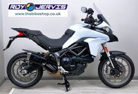 USED 2017 66 DUCATI MULTISTRADA MULTISTRADA 950 TOURING STUNNING 950 MULTISTRADA - ONLY 2000 MILES
