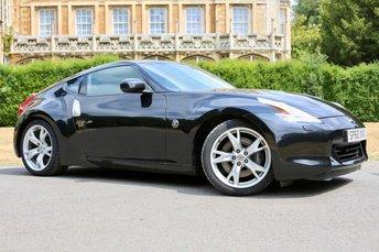 2010 NISSAN 370Z 3.7 V6 GT 3d 328 BHP £14740.00