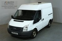 USED 2011 61 FORD TRANSIT 2.2 260 85 BHP SWB M/ROOF PANEL VAN ONE OWNER FULL S/H SPARE KEY