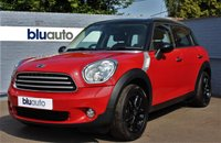2013 MINI COUNTRYMAN 1.6 COOPER 5d 122 BHP £10995.00