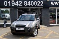 2005 HYUNDAI TUCSON 2.0 GSI CRTD 4WD 5d 111 BHP £1995.00