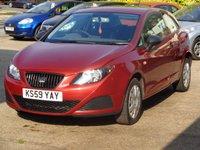2010 SEAT IBIZA 1.4 S TDI A/C 3d 79 BHP £2999.00