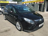 USED 2015 15 VAUXHALL ZAFIRA TOURER 1.4 SRI 5 DOOR 138 BHP METALLIC BRONZE WITH 7 SEATS AND ONLY 25000 MILES APPROVED CARS ARE PLEASED TO OFFER THIS VAUXHALL ZAFIRA TOURER 1.4 SRI 5 DOOR 138 BHP METALLIC BRONZE WITH 7 SEAT IN IMMACULATE CONDITION INSIDE AND OUT WITH A GREAT SPEC INCLUDING A 6 SPEED GEARBOX,AIR CON,ALLOY WHEELS,BLUETOOTH,CRUISE CONTROL ELECTRIC WINDOWS,FRONT AND REAR PARKING SENSORS AND MUCH MORE AND A FULL SERVICE HISTORY AND ONLY 25000 MILES FROM NEW.