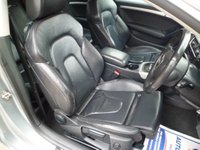 USED 2008 58 AUDI A5 1.8 TFSI SPORT 2d 170 BHP FULL LEATHER. BLUETOOTH. PARKING SENSORS. EXCELLENT CONDITION