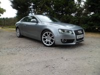 2008 AUDI A5 1.8 TFSI SPORT 2d 170 BHP £6995.00
