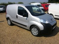 USED 2014 64 PEUGEOT BIPPER 1.2 HDI PROFESSIONAL 1d 75 BHP LOW MILES * AIR CONDITIONING  * F.S.H