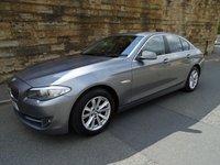2010 BMW 5 SERIES 2.0 520D SE 4d 181 BHP £7200.00