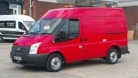 2013 FORD TRANSIT 2.2 280 1d 124 BHP 1 OWNER F/S/H \ FREE 12 MONTHS WARRANTY COVER \  £5190.00