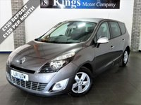 USED 2011 11 RENAULT SCENIC 1.5 DYNAMIQUE TOMTOM DCI 5dr 7 Seat, Sat Nav, Leather, Low Miles, Lovely Spec, Lovely Example !!
