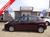 USED 2008 08 CITROEN C4 PICASSO 1.8 5 VTR PLUS I 16V 5DR 125 BHP ++++SUMMER SALE NOW ON+++