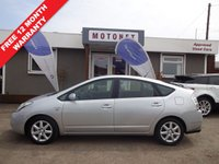 2008 TOYOTA PRIUS 1.5 T4 VVT-I 5DR AUTOMATIC 77 BHP £6380.00