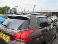USED 2014 63 PEUGEOT 2008 1.6 E-HDI FELINE MISTRAL 5d 113 BHP 78.5 MPG EXTRA - 1 OWNER FROM NEW
