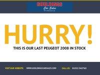 USED 2014 63 PEUGEOT 2008 1.6 E-HDI FELINE MISTRAL 5d 113 BHP DAB RADIO - LEATHER TRIM