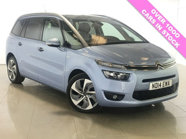 View our 2014 14 CITROEN C4 GRAND PICASSO 2.0 BLUEHDI EXCLUSIVE PLUS 5d 148 BHP