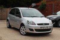 USED 2007 57 FORD FIESTA 1.2 STYLE 16V 5d 78 BHP **** GREAT VALUE LOW MILEAGE FIESTA WITH GREAT SERVICE HISTORY ****