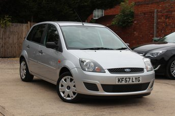 2007 FORD FIESTA 1.2 STYLE 16V 5d 78 BHP £2995.00