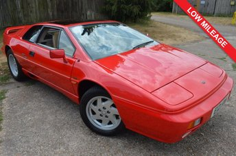 1987 LOTUS ESPRIT 2.2 Turbo 2dr £25000.00