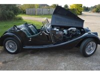 USED 1977 MORGAN 4/4 1.6 INJECTION 2d 85 BHP PREVIOUS CONCOURS WINNER!