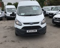USED 2014 14 FORD TRANSIT CUSTOM 2.2 290 LR P/V 1d 99 BHP