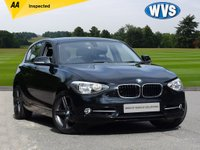 USED 2015 15 BMW 1 SERIES 2.0 120D SPORT 5d 181 BHP Here we have a 1 owner 2015 BMW 120d 2.0 Sport 5dr in black for just £10499 with an independent AA inspection and records for 4 main dealer services.