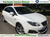 USED 2012 12 SEAT IBIZA 1.4 SE COPA 3d 85 BHP Full Main Dealer History!